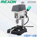 REXON レクソン 小型ボール盤 DP2250R 卓上ボール盤 単相100V 工作機械