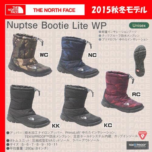 THENORTHFACENUPTSELITEWaterProof【ザノースフェイス】/NF51580【TNF_2015FW】