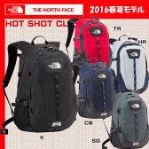 THE NORTH FACE(ザ ノースフェイス) HOT SHOT CL ホットショットCL (ディパック、リュック)