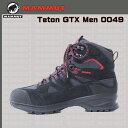 MAMMUT(マムート) Teton GTX Men 0049 テトン GTX カラー:0049 《MAMMUT_2016SS》 (P10)
