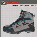 マムート MAMMUT Teton GTX Men 0517 トレッキングシューズ (P10) 【SPP15】