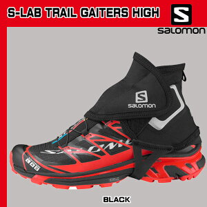 �ڥ������(SALOMON)S-LABTRAILGAITERSHIGH���顼��BLACK