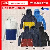 THE NORTH FACE(ザ ノースフェイス) MEN'S COMPACT JACKET 男性用コンパクトジャケット ≪TNF_2016SS_dcn≫