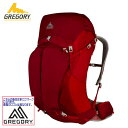 GREGORY(グレゴリー) 新ロゴマーク! Z 55 Mサイズ SPARK RED Z 55 スパークレッド /656110627