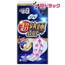 ソフィ 超熟睡ガード400 特に多い日の夜用 羽つき(10枚入)
