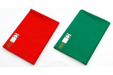 高級 万寿 毛氈 (赤)(青)2枚セット もうせん 毛せん 270×180cm 結納 ウール100% 送料無料