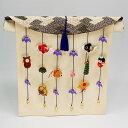 五月人形 道具 五月人形用小道具 端午吊り飾り几帳 オリジナ...