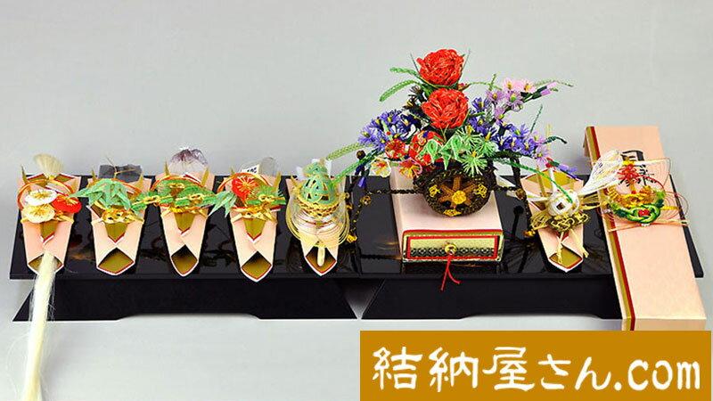 【結納フェア商品 ポイント2倍】関東式御所車9点...の商品画像