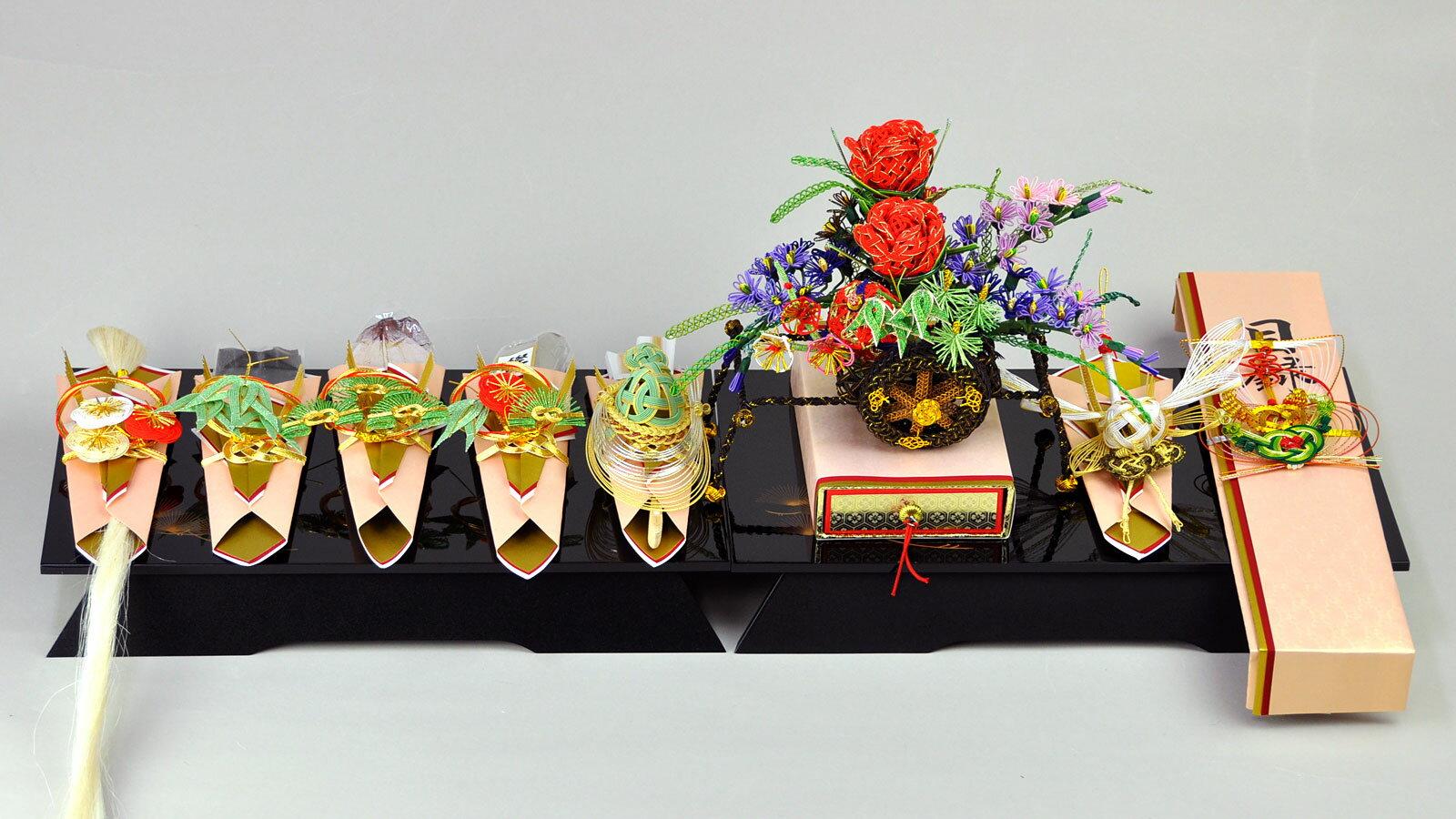 【結納フェア商品 ポイント2倍】結納-関東式結...の紹介画像2