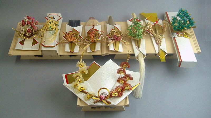 結納 -指輪メインの結納品-関東式橘指輪セット(毛せん【ウール】付)