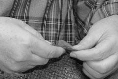 【仕立代】夏の長襦袢 手縫い併用ミシン仕立代