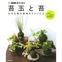 本:苔玉と苔