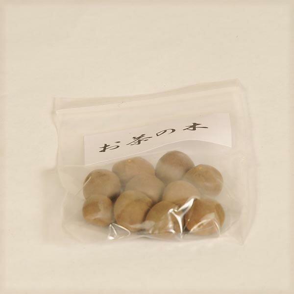 盆栽種子:お茶の木