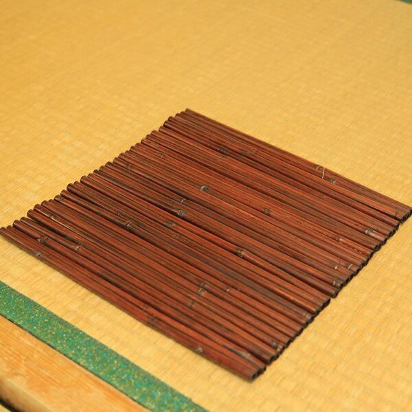 飾・地板:アジイーマット正方S*20cm