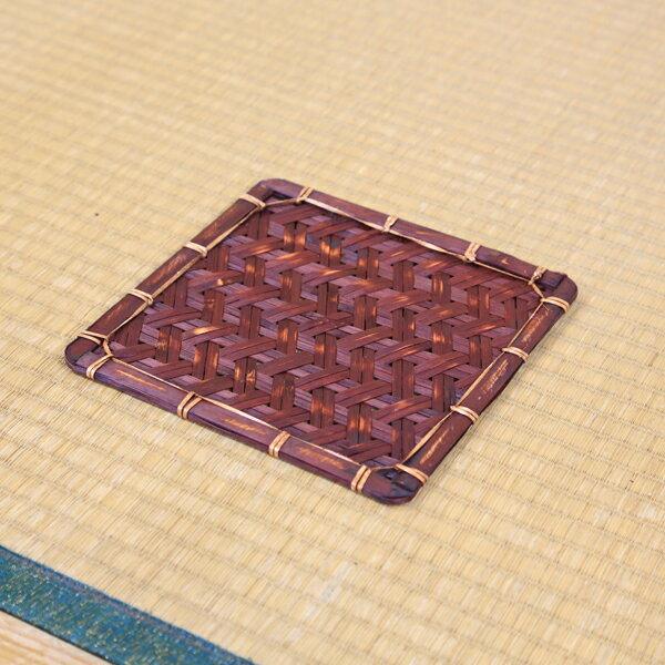 飾・地板:バンブー折り*正方19cm
