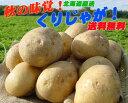 くりじゃが♪秋の味覚 送料無料 北あかり5kg北海道美深産じゃがバターに最高〜♪美深産だけが栗じゃがと呼ばれるんです♪ジャガイモ じゃがいも
