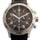 ブレゲ BREGUET アエロナバル 3800ST/92/9W6 ブラック文字盤 メンズ 腕時計 【新品】