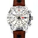 ショパール Chopard ミッレミリア GMTクロノ 16/8992/3003 ホワイト文字盤 中古 腕時計 メンズ