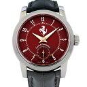 ジラール・ペルゴ GIRARD PERREGAUX その他 フェラーリ オートマティック 8030 レッド文字盤 メンズ 腕時計 【中古】