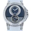 ハリー・ウィンストン HARRY WINSTON オーシャン トゥールビヨン 世界限定15本 400MAT44W ダークブルー文字盤 メンズ 腕時計 【新品】