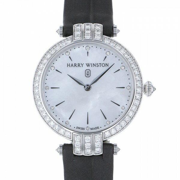 ハリー・ウィンストン HARRY WINSTON プルミエール 31mm ベゼルダイヤ PRNQHM31WW001 ホワイト文字盤 レディース 腕時計 【新品】