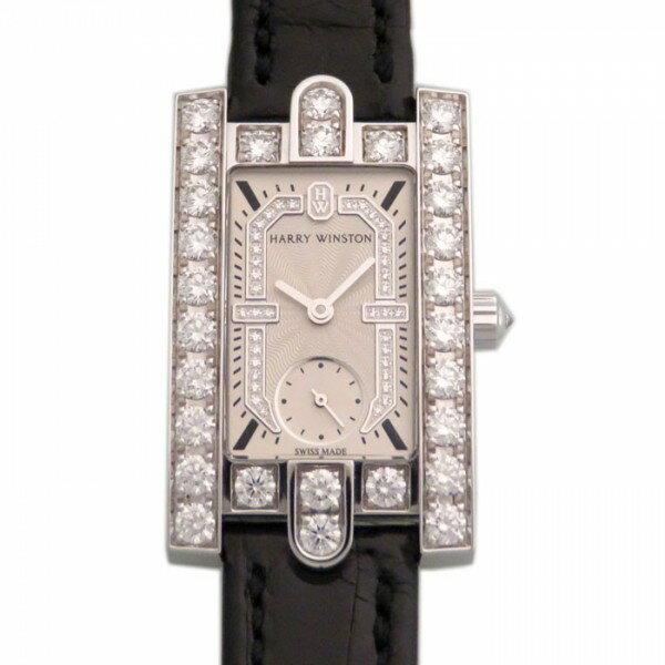 ハリー・ウィンストン HARRY WINSTON アヴェニュー クラシック AVEQHM21WW283 ホワイト文字盤 レディース 腕時計 【新品】