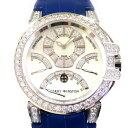 ハリー・ウィンストン HARRY WINSTON オーシャン トリレトロ クロノグラフ OCEACT44WW002 ホワイトシェル文字盤 メンズ 腕時計 【新品】