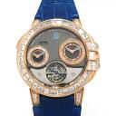 ハリー・ウィンストン HARRY WINSTON オーシャン トゥールビヨン 世界10本限定 400/MATTZ45R グレー/シルバー文字盤 メンズ 腕時計 【未使用品】