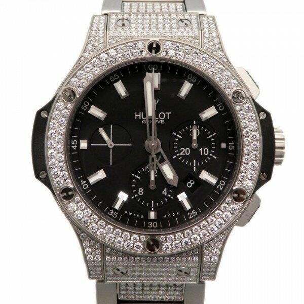 ウブロ HUBLOT ビッグバンエボリューション 301.SX.1170.SX.2704 ブラック文字盤 メンズ 腕時計 【新品】