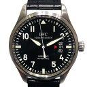 アイ・ダブリュ・シー IWC パイロットウォッチ マークXVII IW326501 ブラック文字盤 メンズ 腕時計 【中古】