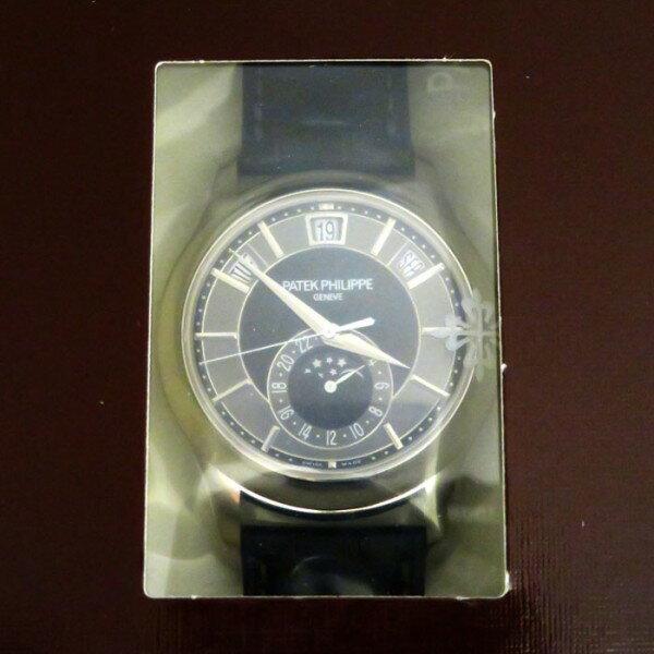パテック フィリップ PATEK PHILIPPE アニュアルカレンダー ムーンフェイズ 5205G-010 ブラック/グレー文字盤 メンズ 腕時計 【新品】