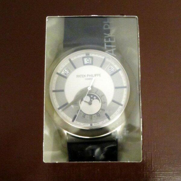パテック フィリップ PATEK PHILIPPE アニュアルカレンダー 5205G-001 シルバーグレー文字盤 メンズ 腕時計 【新品】