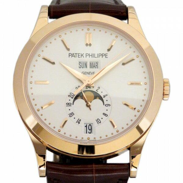 パテック フィリップ PATEK PHILIPPE アニュアルカレンダー 5396R-011 シルバー文字盤 メンズ 腕時計 【新品】