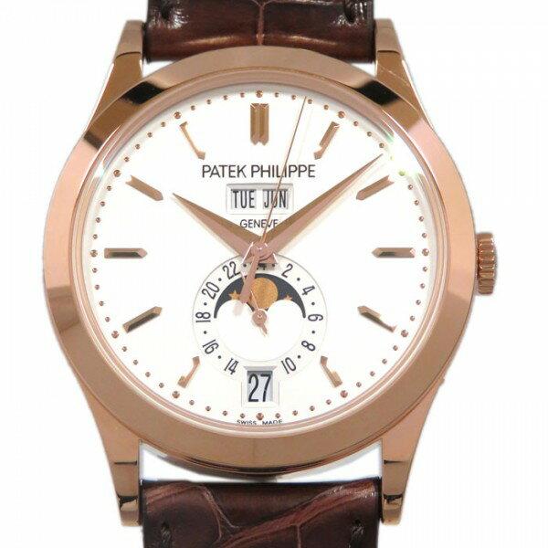 パテック フィリップ PATEK PHILIPPE アニュアルカレンダー 5396R-011 ホワイトゴールド文字盤 レディース 腕時計 【新品】