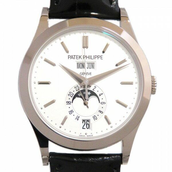 パテック フィリップ PATEK PHILIPPE アニュアルカレンダー 5396G-011 ホワイト文字盤 メンズ 腕時計 【新品】