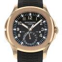 パテック・フィリップ PATEK PHILIPPE アクアノート トラベルタイム 5164R-001 ブラウン文字盤 メンズ 腕時計 【新品】
