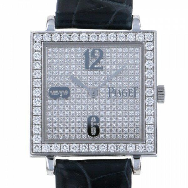 ピアジェ PIAGET アルティプラノ G0A29106 ダイヤモンド文字盤 レディース 腕時計 【中古】