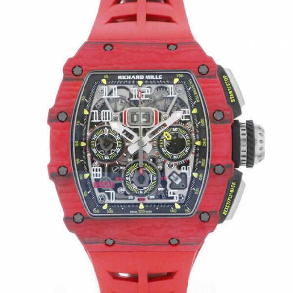 リシャール・ミル RICHARD MILLE その他 RM011 RM011-03 シルバー文字盤 メンズ 腕時計 【新品】