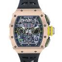 リシャールミル RICHARD MILLE RM011-03 RM011-03 スケルトン文字盤 メンズ 腕時計 【新品】
