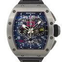 リシャールミル RICHARD MILLE RM011 RM011 スケルトン文字盤 メンズ 腕時計...