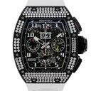 リシャールミル RICHARD MILLE RM011 RM011 スケルトン文字盤 メンズ 腕時計 【中古】