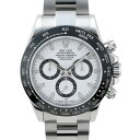 ロレックス ROLEX デイトナ 116500LN ホワイト文字盤 中古 腕時計 メンズ