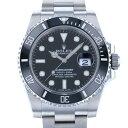 ロレックス ROLEX サブマリーナ デイト 116610LN ブラック文字盤 メンズ 腕時計 【未使用】