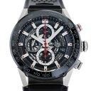 タグ・ホイヤー TAG HEUER カレラ キャリバーホイヤー01 CAR201V.FT6046 ブラック文字盤 メンズ 腕時計 【新品】