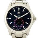 タグ・ホイヤー TAG HEUER リンク タイガー・ウッズ 世界限定5000本 WJF211D.BA0570 ブラック文字盤 メンズ 腕時計 【中古】