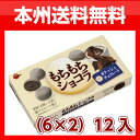 (本州送料無料!)ブルボン もちもちショコラ ガナッシュチョコレート (6×2)12入