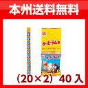 (本州送料無料!)カクダイ製菓 10連 クッピーラムネ (20×2)40入