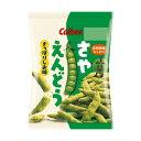 (本州送料無料) カルビー さやえんどうさっぱりしお味 26g (24×2)48入.