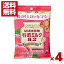 (賞味期限2020.9月末!メール便全国送料無料)特濃ミルク8.2 白桃 4袋入 機能性表示食品 (ポイント消化)
