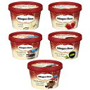 (5つ選んで、本州冷凍送料無料(北海道・沖縄を除く))ハーゲンダッツ ミニカップ (6×5)30入(冷凍)